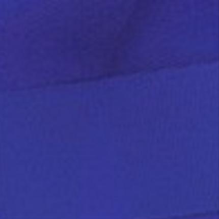 Royal Blue Ribbon Detail