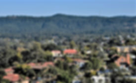 Mt Coot-tha from Toowong Image Ross Hans