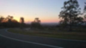Mt Coot-tha cyclist view 27.7.18.jpg