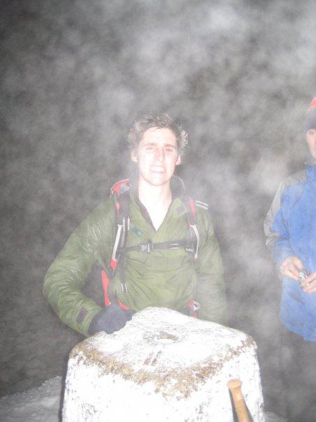 Ben Nevis Summit - 3 Peaks