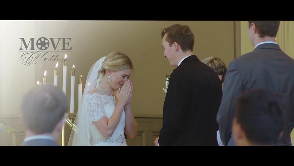 Old Mission United Methodist Church - Missouri Wedding videographer