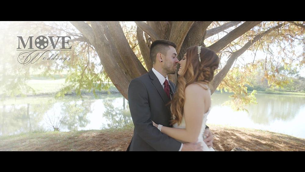 Overland Park wedding videographer