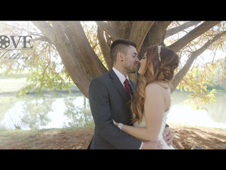 Kansas wedding video / Jen + Felipe / Lenexa KS.