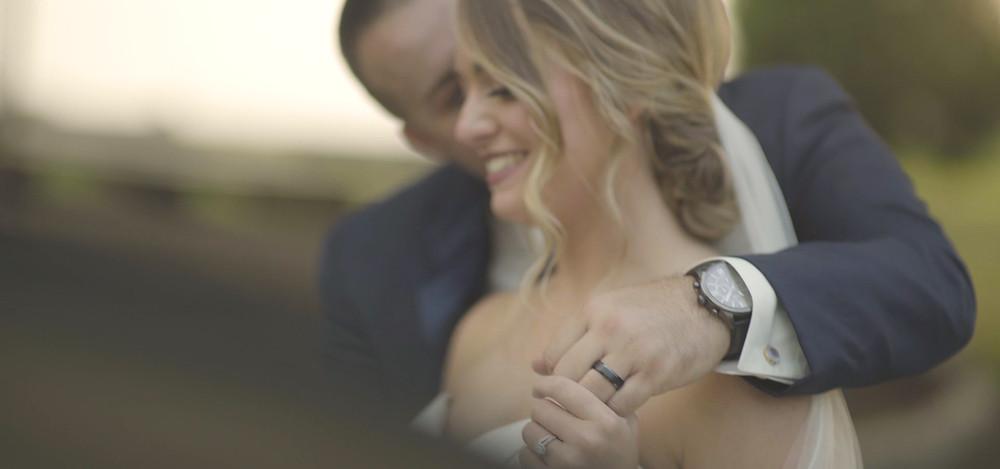 mighty oak lodge - move weddings video