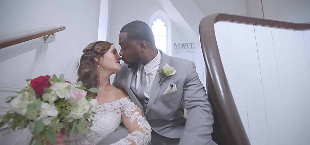 iowa wedding videographer - move weddings