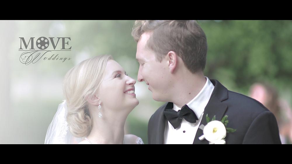 Wedding videographer Kansas City - The Nelson-Atkins Museum of Art