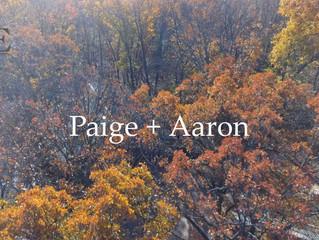Paige + Aaron // Rustic Oaks, Miami OK  (Wedding Video)