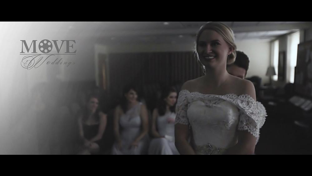 Kansas Wedding video - Old Mission United Methodist Church