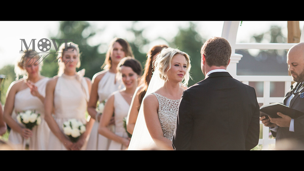 Columbia missouri wedding videography