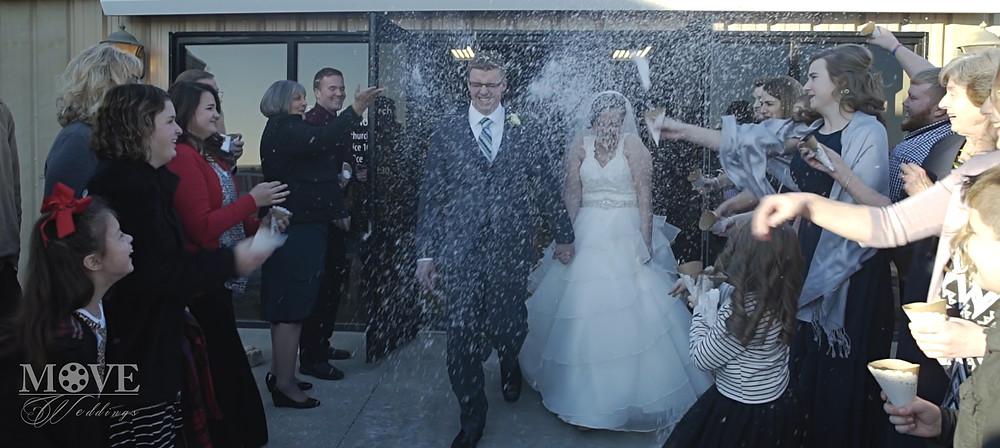 Bolivar Missouri wedding video