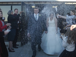 Brooke + Andy - Bolivar Missouri Winter Wedding (VIDEO)