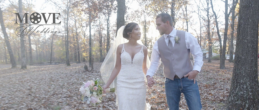 kansas wedding videography