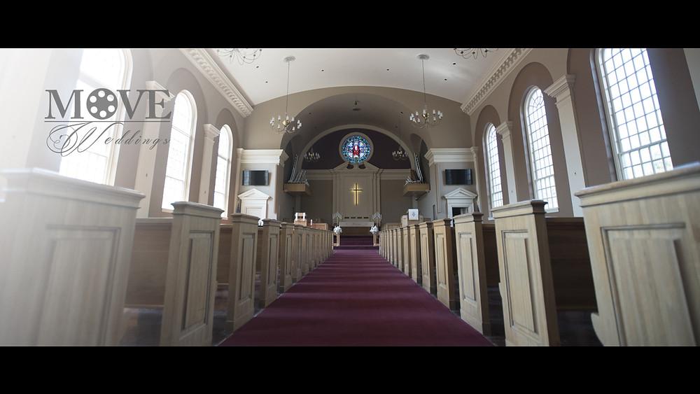 Old Mission United Methodist Church - Missouri wedding video