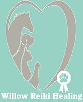 Willow Reiki Healing brand logo