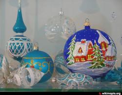 Музей елочной игрушки+Музей Чайковск