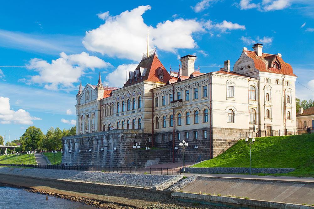 Рыбинский музей заповедник