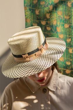 Kalahari Panama Hat