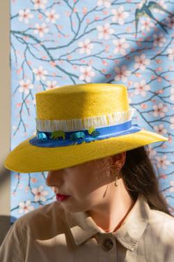 Mykonos Panama Hat