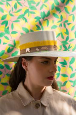 Sorento Panama Hat