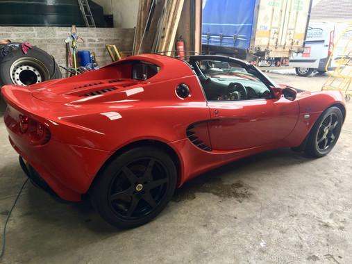 Red Lotus Elise S