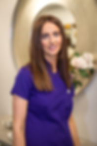 Beauty Therapist Maura McNaught