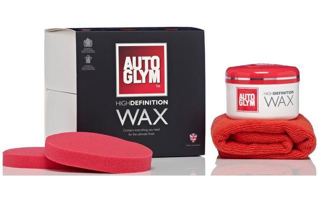 Autoglym High Definition Wax