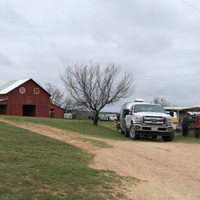 Vintage Trailer Bootcamp & Back to Texas. Sister Corps Trailer Clinic