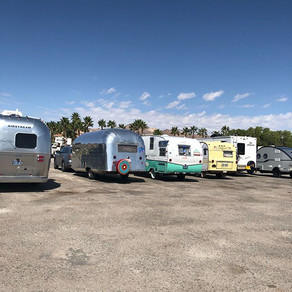 Western States Caravan of Sisters (on the Fly)
