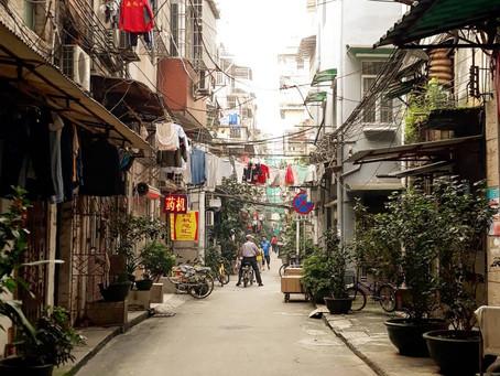 Cantón, la ciudad perdida (China)...