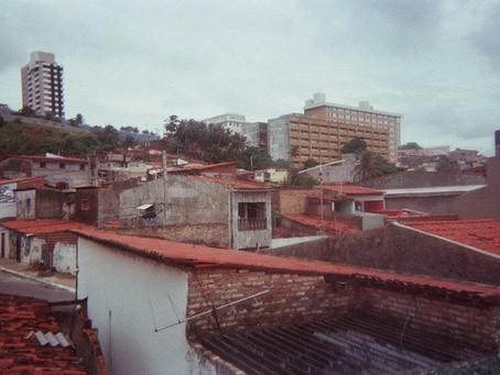 Brasil: Donde el viento domina el mar...