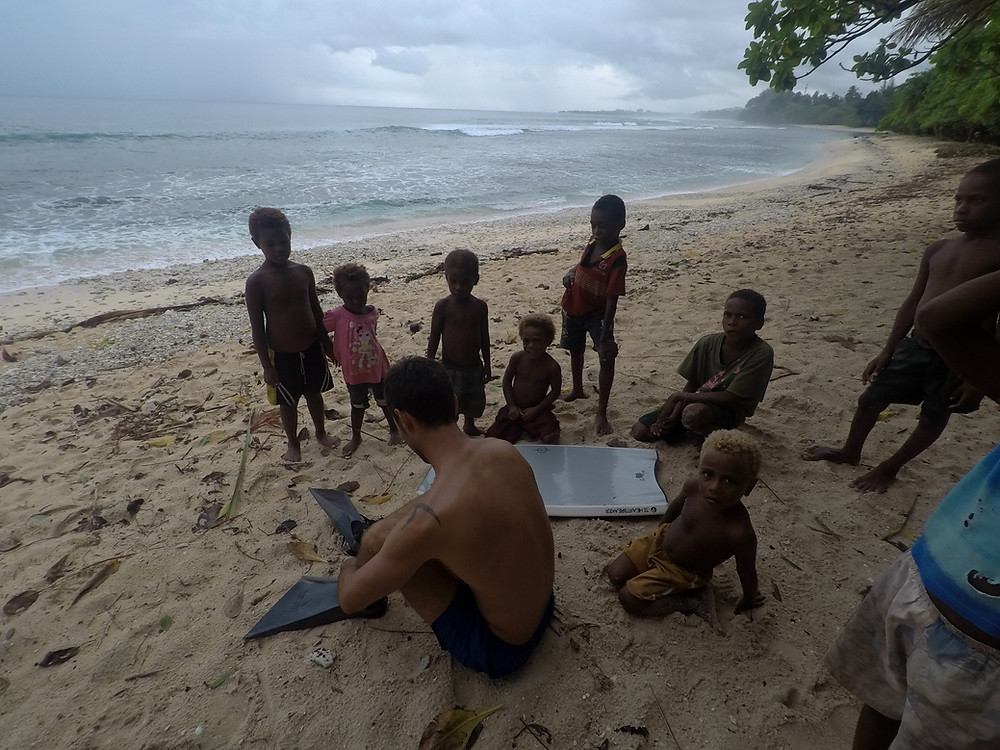 Papua nueva guiena bodyboard