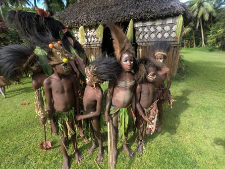 Papúa Nueva Guinea - La Búsqueda -