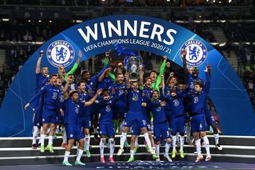 Chelsea Remporte la Ligue des Champions 2021.