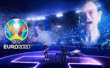 Euro 2020 : Bono, The Edge, Martin Garrix... Retour sur la Cérémonie d'Ouverture à Rome.