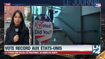 Interview Exclusive de Lydie Harrouche : «Le vote anticipé a battu des records cette année.»