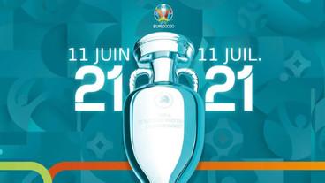 Le Calendrier Complet de l'UEFA EURO 2020.