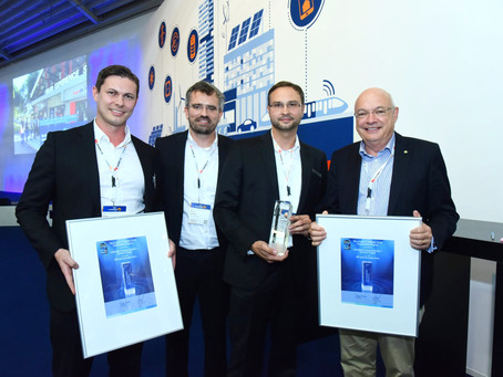 Innovation Award Winners: Unlimited Energy Australia and Tesvolt