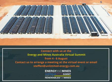 Energy and Mines Virtual Summit