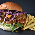 Chicken Cutlet Burger