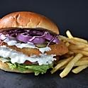 Breaded Fish Burger