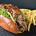 Foie Gras Sliced Beef Roll