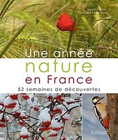 couverture une annee nature en france.jp