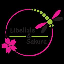 Libellule et Sakura, Libellule & Sakura, logo