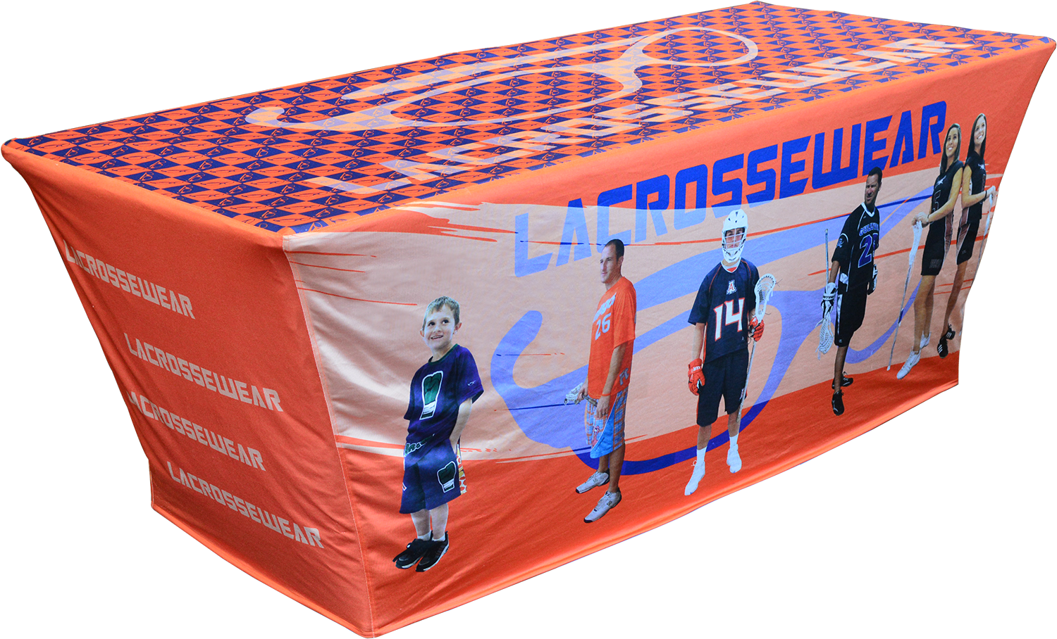Lacrossewear Stretch Table Cover