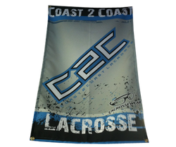 Digitally Sublimated Banner