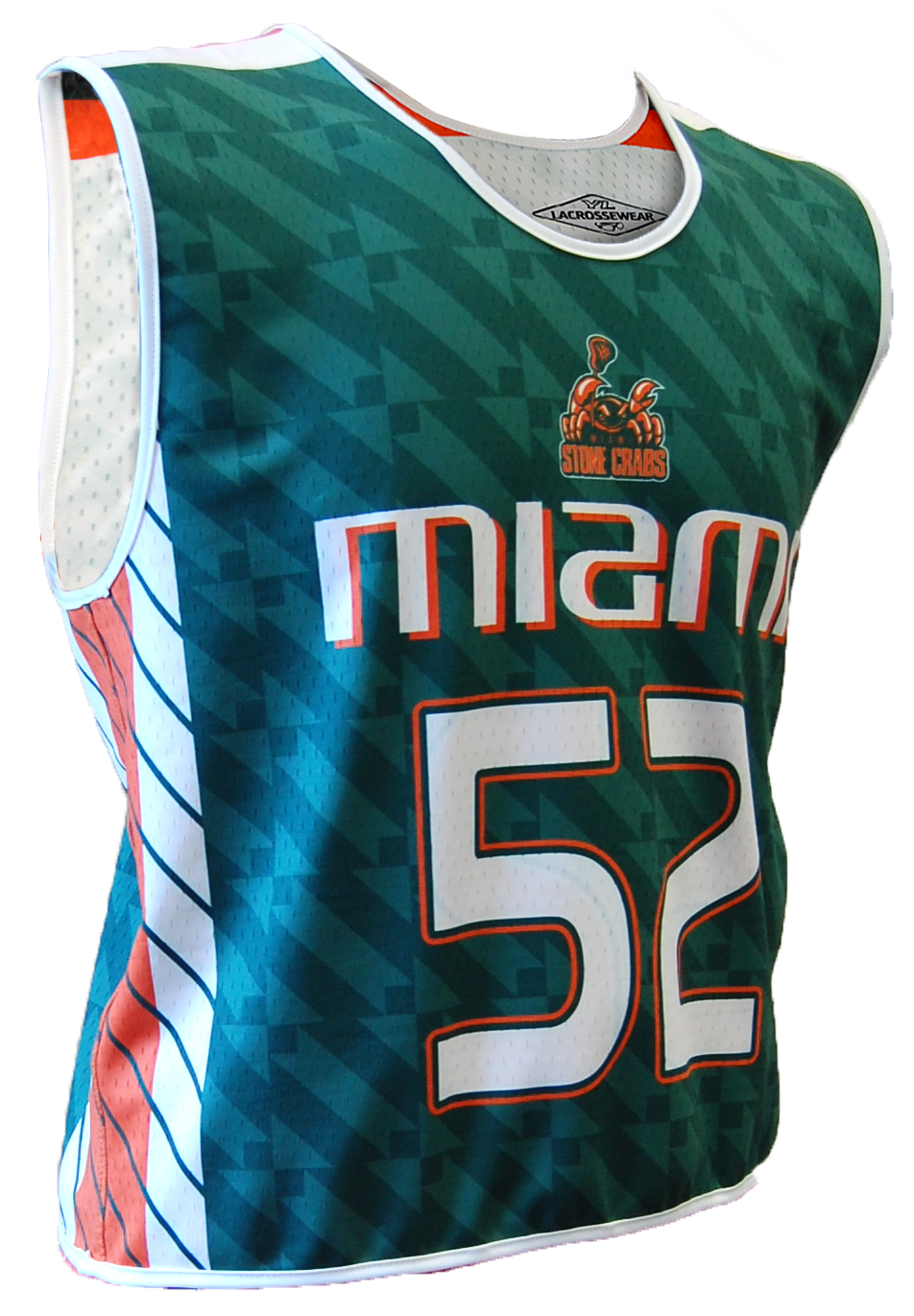 Lacrosse Miami jersey cut out reversible.png