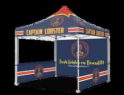 10' x 10' Captain Lobster