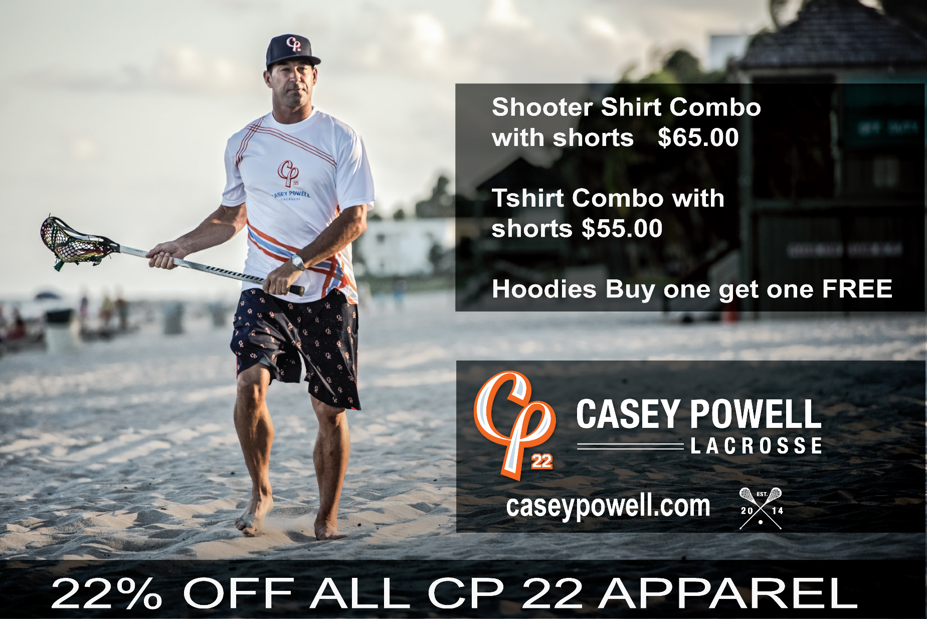 Casey Powell Banner