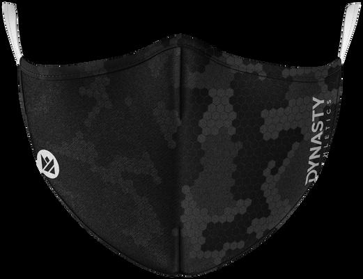 Black Honeycomb Mask Front.png