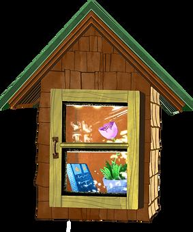 Mini Lending Library, Digital